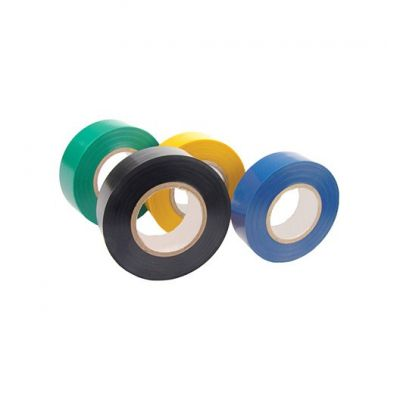 10 YARDS BLACK ADHESIVE TAPE