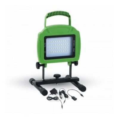 20W RECHARGEABLE FLOODLIGHT 6000K VT-4822
