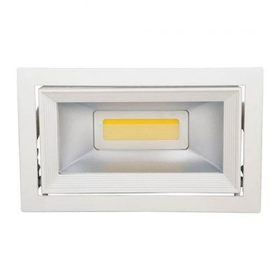 30W COB LED DOWNLIGHT WHITE 6400K - LILY