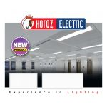 SLIM LED PANEL 24W 1680LM 60X30 CM 6400K ZODIAC-24