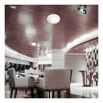 65W DIMMABLE LED DESIGNER CEILING LIGHT WITH REMOTE CONTROL CCT