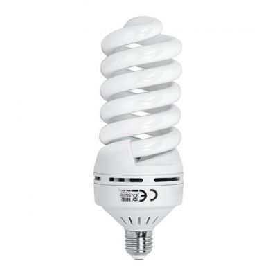 65W FULL SPIRAL SAVING ENERGY LAMP T5 E27 FULL-65
