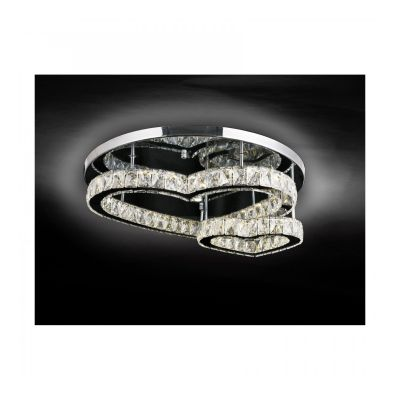 Decorative Ceiling Lamp with Remote Control and Bluetooth