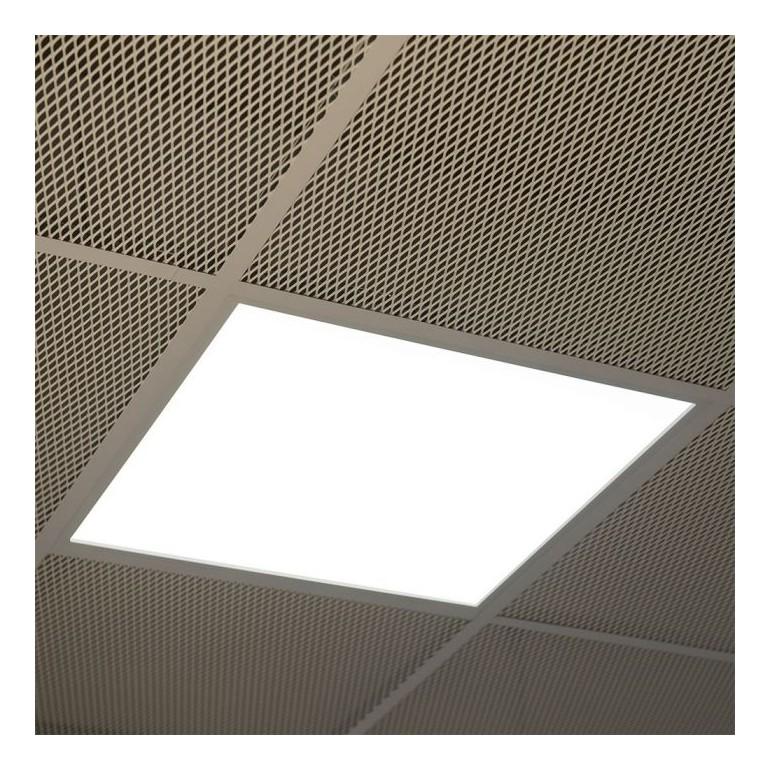 led tak panel 59x59 cm UTANPÅLIGG INFÄLLD TAK LAMPHALLEN AB