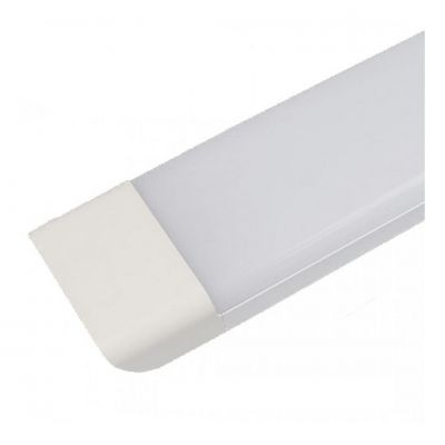 LED BATTEN LAMP WHITE 6400K TETRA/SQ-72