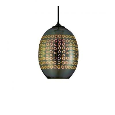 Pendant ROOF lamp RADIAN (OVAL)