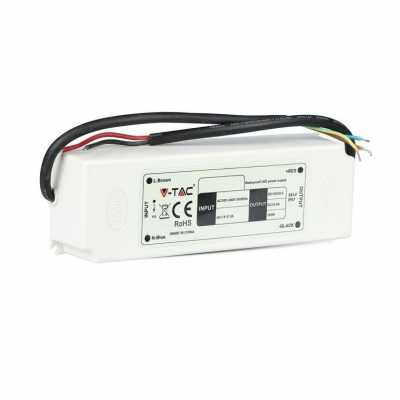 POWER SUPPLY 100W VATTENTÄT IP67 12V 8.3A LED DRIVER VT-21055