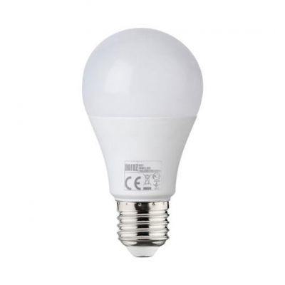 E27 8W LED LAMP WARM WHITE 3000K PREMIER-8