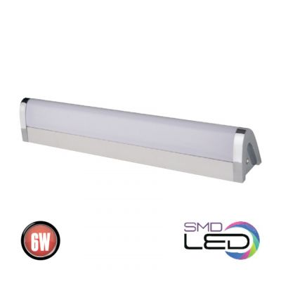 LED BILD & SPEGEL LAMP 6W 4200K IP45 EBABIL-6