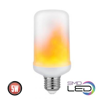 LED BRANDLAMPA 3 MODES WITH GRAVITY SENSOR 1500K - FIREFLUX