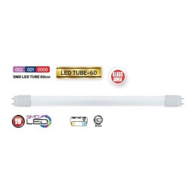 LED Lysrör 60CM T8 9W 6400K G13 860 LED TUBE-60