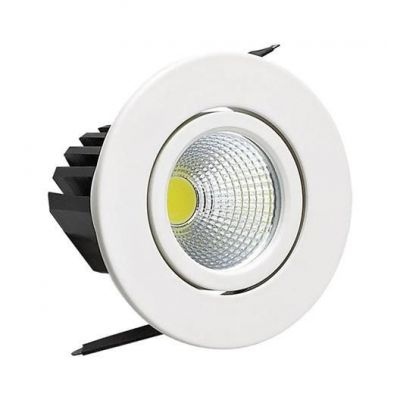 LED-SPOTLIGHT 3W COB DOWNLIGHT WHITE 2700K - SARA