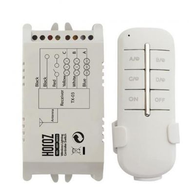 Wireless Controller Transmitter and Receiver Triple CONTROLLER-3