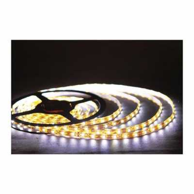 1 METER WATERPROOF IP65 LED STRIP SINGLE WHITE COLOR -  VOLGA