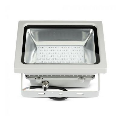 RGB WATERPROOF FLOODLIGHT 30W WITH FR REMOTE CONTROL VT-4732