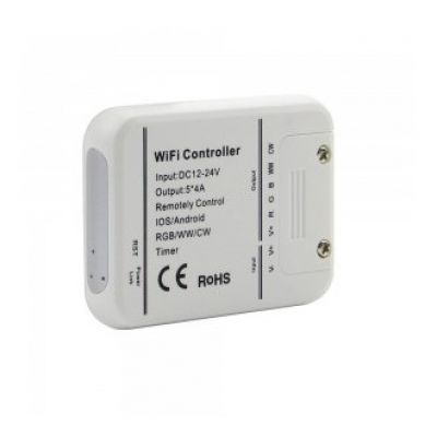 WIFI CONTROLLER COMPATIBLE WITH AMAZON ALEXA & GOOGLE HOME